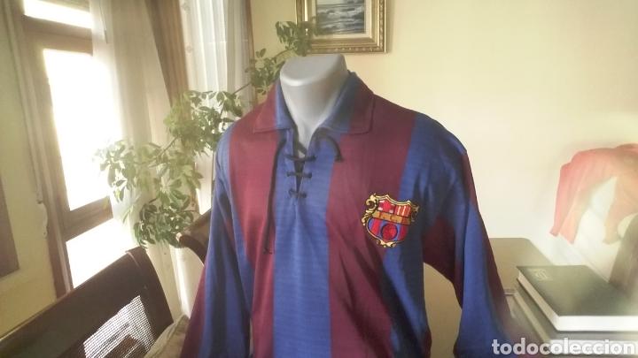 FC BARCELONA . LOTE 10 CAMISETAS. SIMBÓLICAS Y PECULIARES. (Coleccionismo Deportivo - Ropa y Complementos - Camisetas de Fútbol)