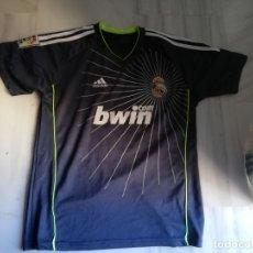 Coleccionismo deportivo: CAMISETA REPLICA REAL MADRID BWIN RONALDO 7. Lote 178890025