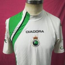 Coleccionismo deportivo: CAMISETA FUTBOL ORIGINAL DIADORA REAL RACING CLUB SANTANDER. Lote 180451186