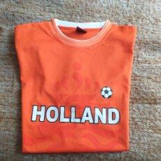 Coleccionismo deportivo: CAMISETA DE HOLANDA. Lote 180852468