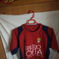 Coleccionismo deportivo: ORIGINAL   FUTBOL   TALLA S   CAMISETA   PONTEVEDRA CF - 11 - MATCH WORN. Lote 180924530