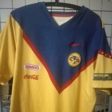 Coleccionismo deportivo: CLUB AMERICA MEXICO CENTURY XL CAMISETA FUTBOL FOOTBALL SHIRT TRIKOT MAGLIA FUSSBALL . Lote 180964125