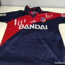 Coleccionismo deportivo: ANTIGUA CAMISETA ATLETICO MADRID PUMA BANDAI TALLA 8. Lote 232249955