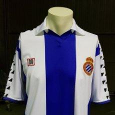 Coleccionismo deportivo: CAMISETA REAL CLUB DEPORTIVO ESPAÑOL - NUEVA - SIN USO - MEYBA - TDKP9. Lote 182427256