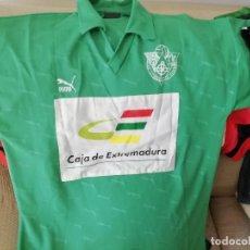 Coleccionismo deportivo: CAMISETA CP CACEREÑO FINALES 80 . TALLA L. Lote 182432323