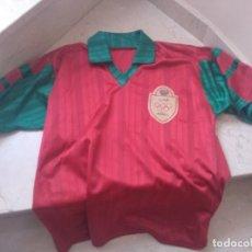 Coleccionismo deportivo: ANTIGUA CAMISETA DE FUTBOL DE MARRUECOS AÑO 1986. Lote 182686827
