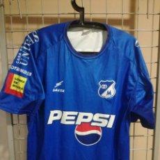 Coleccionismo deportivo: MILLONARIOS BOGOTA COLOMBIA M CAMISETA FUTBOL FOOTBALL SHIRT CALCIO. Lote 183722675