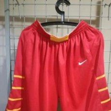 Coleccionismo deportivo: SHORTS S BASKET ESPAÑA SPAIN EQUI M . Lote 183722900
