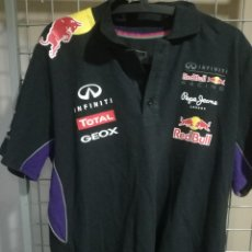 Coleccionismo deportivo: RED BULL PEPE JEANS F1 RACING POLO XL CAMISETA . Lote 183723052