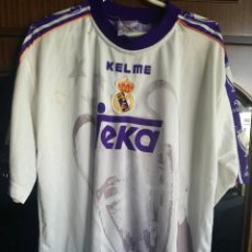 Coleccionismo deportivo: REAL MADRID SPECIAL EDITION XL FOOTBALL SHIRT CAMISETA FUTBOL. Lote 184433238