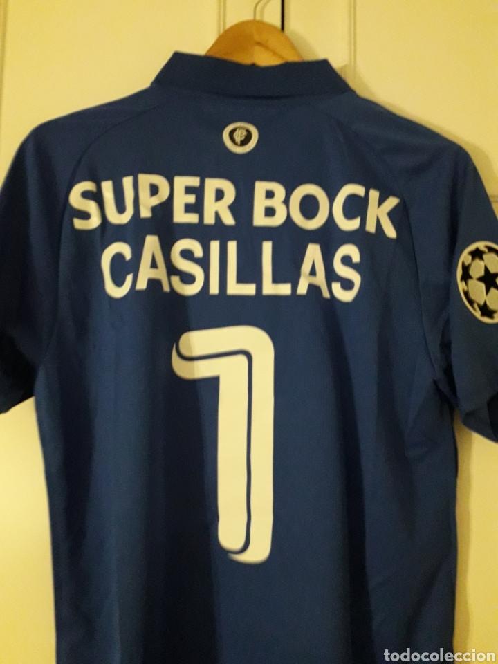 CAMISETA CASA FC PORTO 2019. IKER CASILLAS (Coleccionismo Deportivo - Ropa y Complementos - Camisetas de Fútbol)