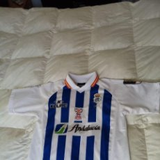 Colecionismo desportivo: CAMISETA RECREATIVO DE HUELVA FINAL 2003. Lote 189613490