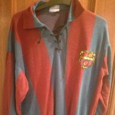 Collezionismo sportivo: FC BARCELONA 1920 L CAMISETA FUTBOL FOOTBALL SHIRT. Lote 190852160