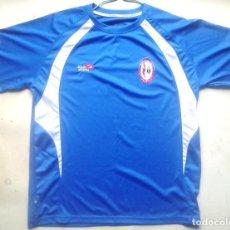 Coleccionismo deportivo: CAMISETA CF RAYO MAJADAHONDA MADRID ENTRENO TALLA -M- OFICIAL T-SHIR MAILLOT CAMICIA. Lote 191165317