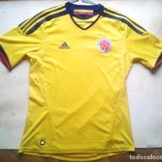 Coleccionismo deportivo: CAMISETA COLOMBIA FEDERACION FUTBOL OFICIAL TALLA -L- T-SHIR MAILLOT CAMICIA MAGLIA. Lote 191166143