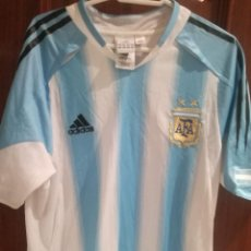 Collectionnisme sportif: ARGENTINA MARADONA S CAMISETA FUTBOL FOOTBALL SHIRT . Lote 192360597