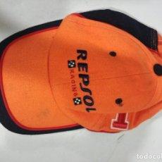 Collectionnisme sportif: REPSOL RACING F1 RACING SPORT GORRA CAP. Lote 192386422