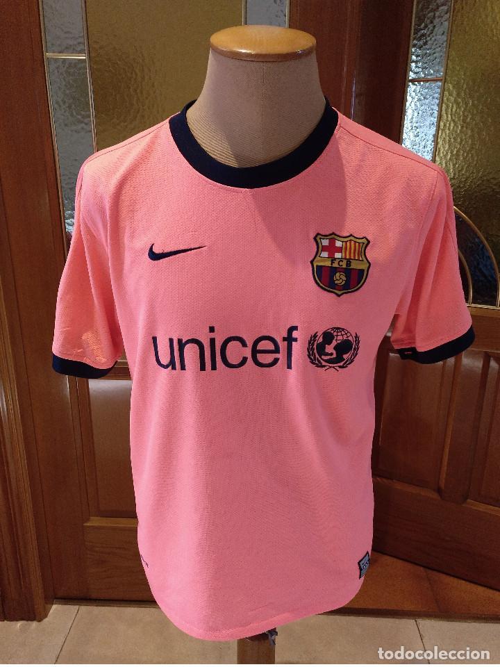 Camiseta Futbol Barcelona Barca 2009 2009 Ofic Buy Football T Shirts At Todocoleccion 192703046