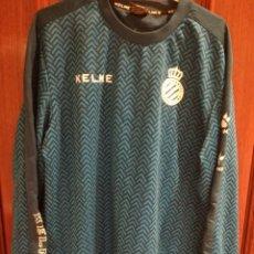 Colecionismo desportivo: RCD ESPANYOL L JERSEY KELME L CAMISETA FUTBOL FOOTBALL SHIRT . Lote 193441061