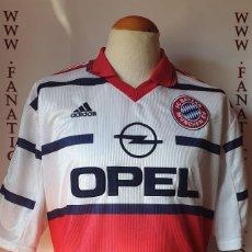 Coleccionismo deportivo: BAYERN MUNICH 1998-1999 AWAY (XL) CAMISETA FUTBOL ADIDAS. Lote 231683255