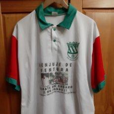 Coleccionismo deportivo: CAMISETA OFICIAL FÚTBOL C.F SANTA LUCIA. Lote 194216026