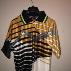 Coleccionismo deportivo: CAMISETA SELECCIÓN SUDÁFRICA COPA AFRICA 1996. Lote 194241921
