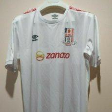 Coleccionismo deportivo: CAMISETA CASA MATCHWORN ZANACO FC ZAMBIA 19/20 NAKENA TALLA XL. Lote 194246351