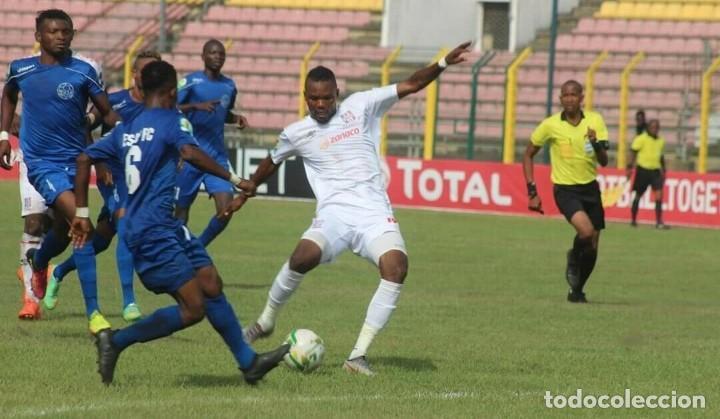 Coleccionismo deportivo: Camiseta casa matchworn Zanaco FC Zambia 19/20 Nakena talla XL - Foto 5 - 194246351