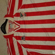 Coleccionismo deportivo: CAMISETA ATHLETIC CLUB KAPPA 95-96. Lote 194527463