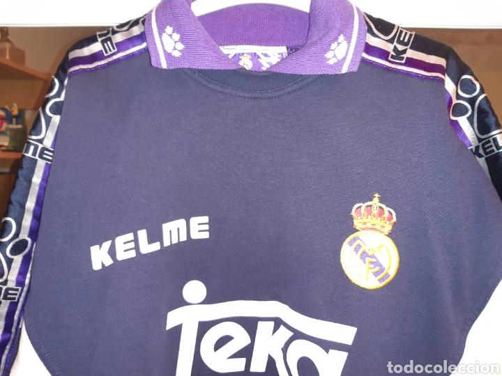 Coleccionismo deportivo: Sudadera Real Madrid - Foto 7 - 194623997