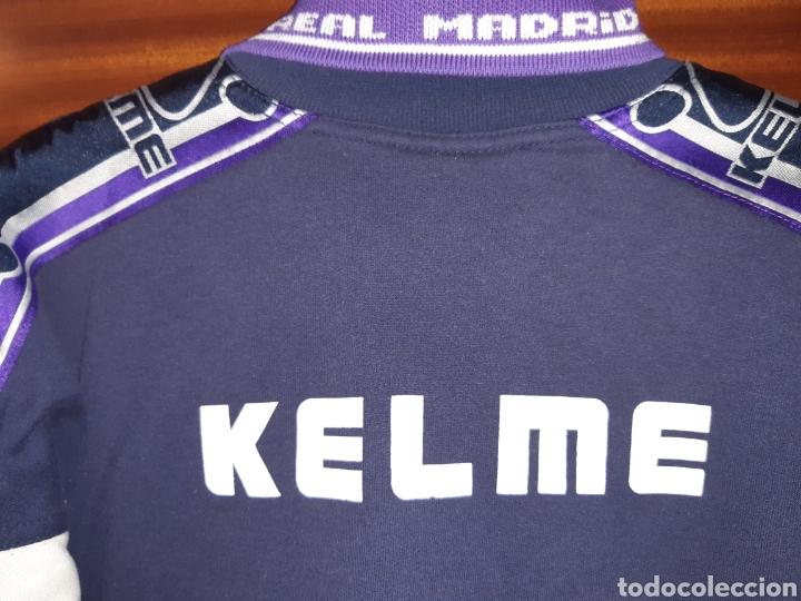 Coleccionismo deportivo: Sudadera Real Madrid - Foto 8 - 194623997