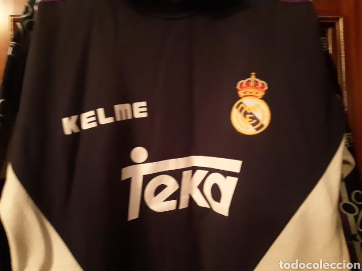 Coleccionismo deportivo: Sudadera Real Madrid - Foto 9 - 194623997