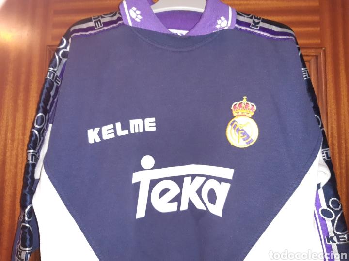 SUDADERA REAL MADRID (Coleccionismo Deportivo - Ropa y Complementos - Camisetas de Fútbol)