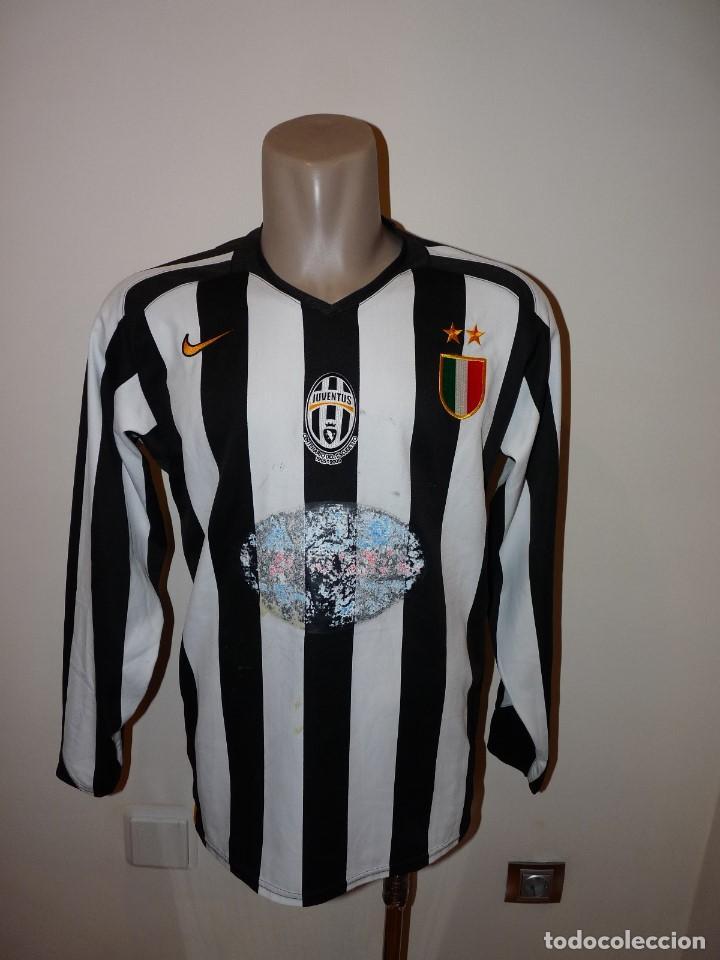 CAMISETA JUVENTUS DE TURIN NIKE (Coleccionismo Deportivo - Ropa y Complementos - Camisetas de Fútbol)