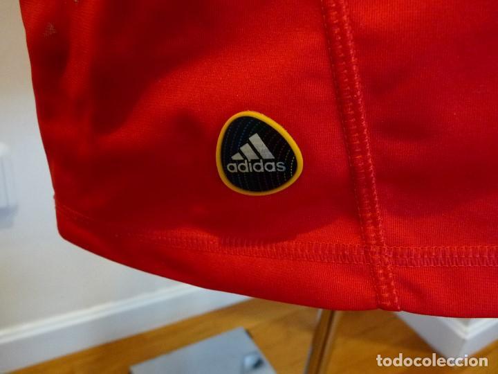 Coleccionismo deportivo: Camiseta Seleccion de España Adidas Piqué - Foto 3 - 194880238