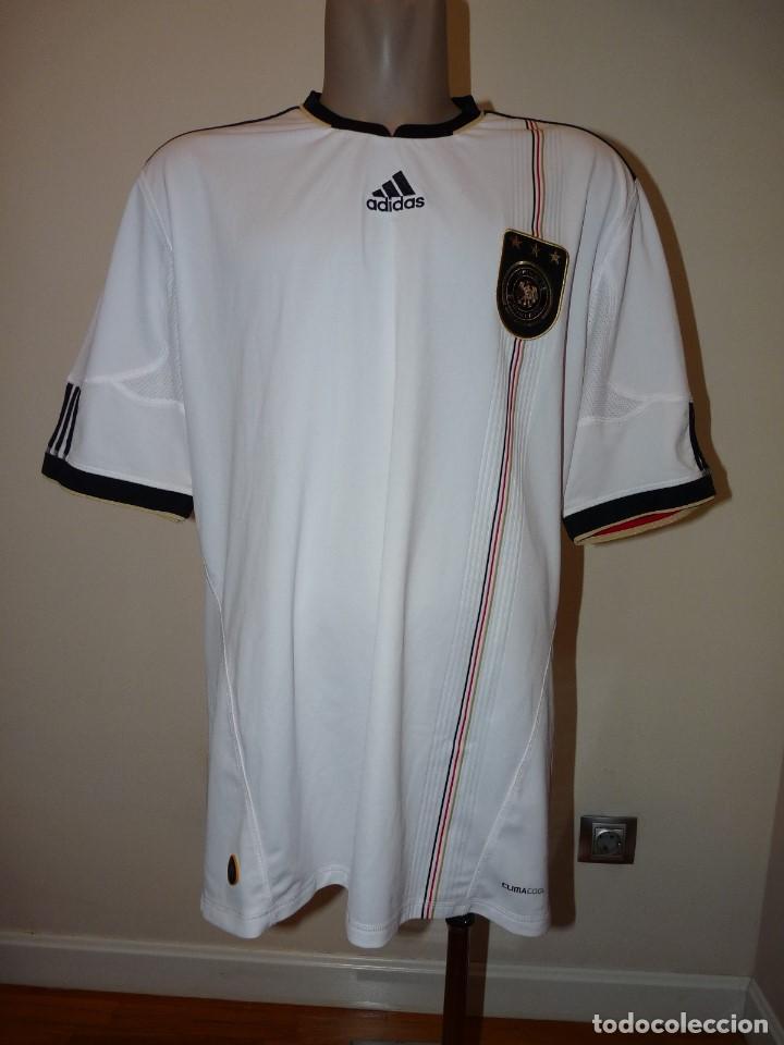CAMISETA SELECCIÓN DE ALEMANIA ADIDAS (Coleccionismo Deportivo - Ropa y Complementos - Camisetas de Fútbol)