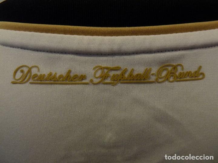 Coleccionismo deportivo: Camiseta Selección de Alemania Adidas - Foto 6 - 194888306