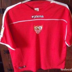 Coleccionismo deportivo: 2º CAMISETA DEL SEVILLA FC. TEMPORADA 2002-2003. TALLA L. Lote 194922741