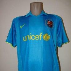 Coleccionismo deportivo: CAMISETA FC BARCELONA NIKE CAMP NOU 1957-2007. Lote 194948317