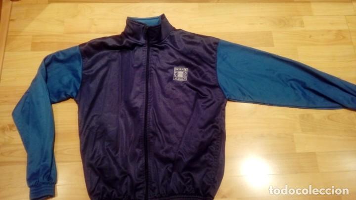 Coleccionismo deportivo: ESCUELA DE POLICÍA DE CATALUÑA. CHÁNDAL (pantalones y chaqueta) EXCLUSIVO EN TC - Foto 3 - 195037863