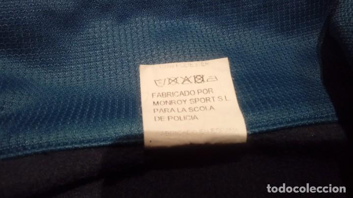 Coleccionismo deportivo: ESCUELA DE POLICÍA DE CATALUÑA. CHÁNDAL (pantalones y chaqueta) EXCLUSIVO EN TC - Foto 5 - 195037863