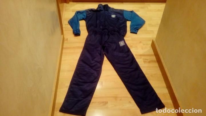 Coleccionismo deportivo: ESCUELA DE POLICÍA DE CATALUÑA. CHÁNDAL (pantalones y chaqueta) EXCLUSIVO EN TC - Foto 12 - 195037863