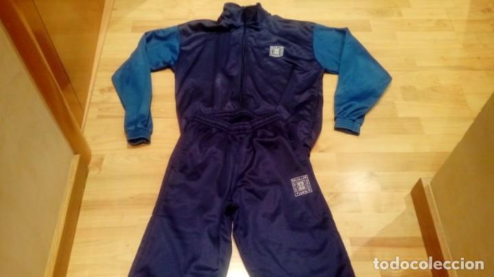 Coleccionismo deportivo: ESCUELA DE POLICÍA DE CATALUÑA. CHÁNDAL (pantalones y chaqueta) EXCLUSIVO EN TC - Foto 13 - 195037863