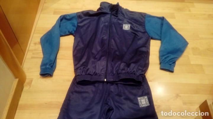 Coleccionismo deportivo: ESCUELA DE POLICÍA DE CATALUÑA. CHÁNDAL (pantalones y chaqueta) EXCLUSIVO EN TC - Foto 15 - 195037863