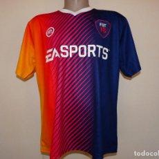 Coleccionismo deportivo: CAMISETA EA SPORTS FIFA 18. Lote 195109850