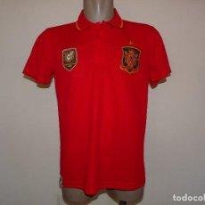 Coleccionismo deportivo: POLO SELECCION DE ESPAÑA MUNDIAL 2010 . Lote 195165108