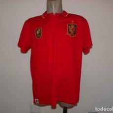 Coleccionismo deportivo: POLO SELECCION DE ESPAÑA MUNDIAL 2010. Lote 195171793