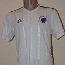 Coleccionismo deportivo: CAMISETA F.C. KOBENHAVN ADIDAS. Lote 195301383