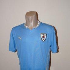Coleccionismo deportivo: CAMISETA SELECCION DE URUGUAY PUMA. Lote 195302700