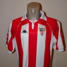 Coleccionismo deportivo: CAMISETA ATLETIC CLUB DE BILBAO KAPPA. Lote 195305347